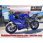 2020 Yamaha YZF-R6 for sale 201046673