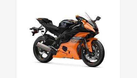2020 Yamaha YZF-R6 for sale 201046855