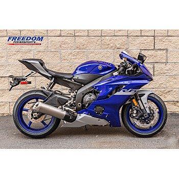 2020 Yamaha YZF-R6 for sale 201047544