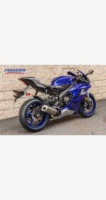 2020 Yamaha YZF-R6 for sale 201047544