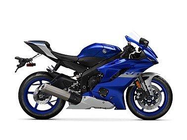 2020 Yamaha YZF-R6 for sale 201047750