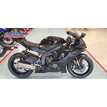 2020 Yamaha YZF-R6 for sale 201049326