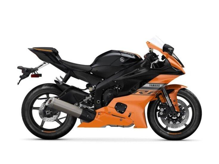2020 Yamaha YZF-R6 for sale 201050428