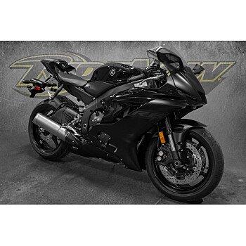 2020 Yamaha YZF-R6 for sale 201050737
