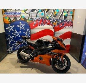2020 Yamaha YZF-R6 for sale 201053003
