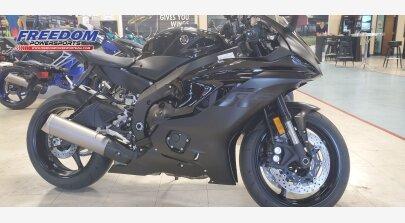 2020 Yamaha YZF-R6 for sale 201055032