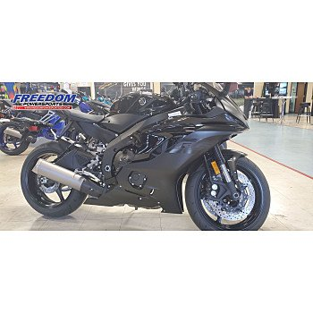 2020 Yamaha YZF-R6 for sale 201055032