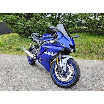 2020 Yamaha YZF-R6 for sale 201060021