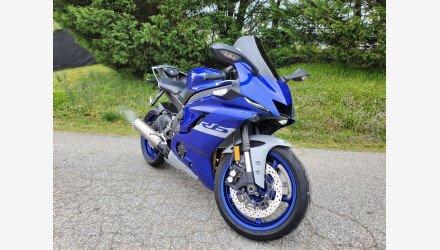 2020 Yamaha YZF-R6 for sale 201060021