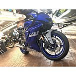2020 Yamaha YZF-R6 for sale 201064964