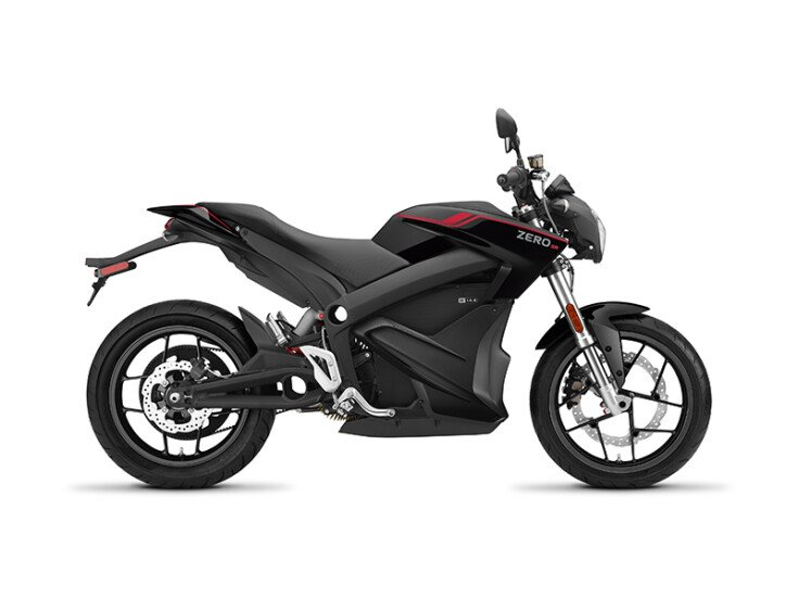2020 Zero Motorcycles SR ZF14.4 + Power Tank specifications