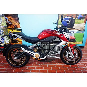 2020 Zero Motorcycles SR/F for sale 200806767