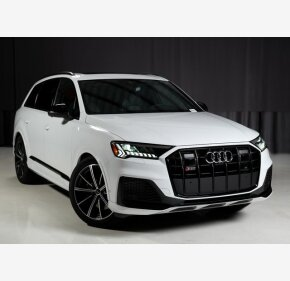 2021 Audi SQ7 for sale 101396655