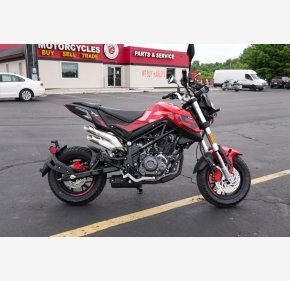 2021 Benelli TNT 135 for sale 200949610