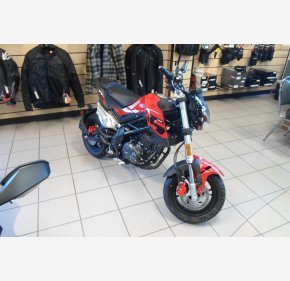 2021 Benelli TNT 135 for sale 201026184