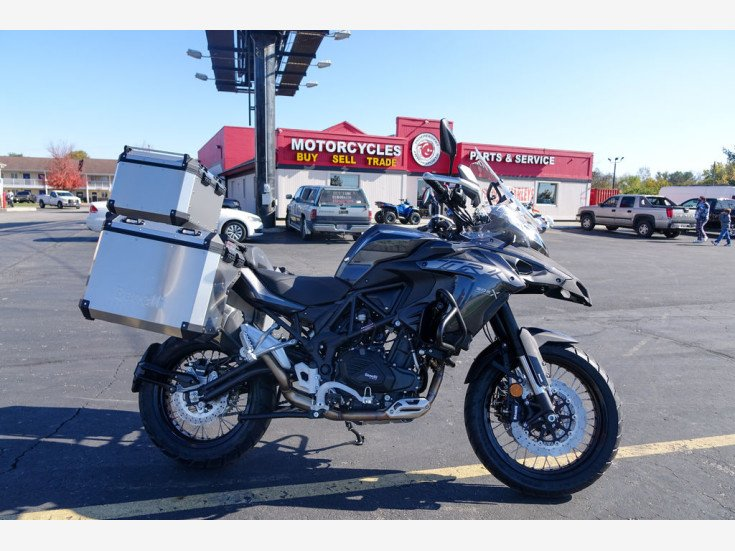 2021 Benelli Trk 502 For Sale Near Columbus Ohio 43207 Motorcycles On Autotrader