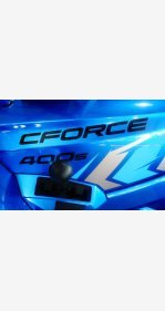 2021 CFMoto CForce 400 for sale 200982759