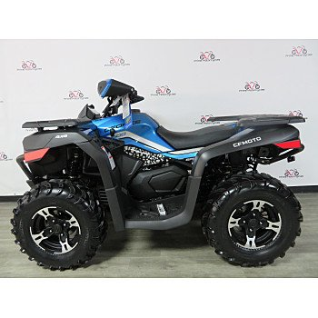 2021 CFMoto CForce 600 for sale 200983137