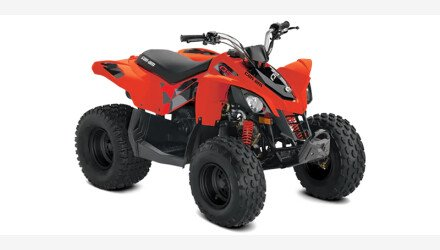 2021 Can-Am DS 70 for sale 200966152