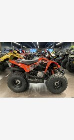 2021 Can-Am DS 70 for sale 200966230