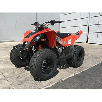 2021 Can-Am DS 70 for sale 200978629