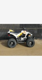 2021 Can-Am DS 70 for sale 201021852