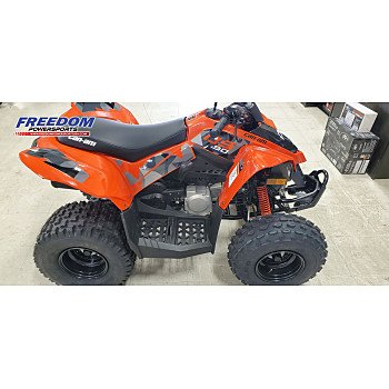 2021 Can-Am DS 90 for sale 200988493