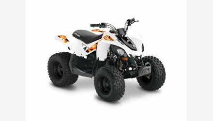 2021 Can-Am DS 90 for sale 201024383