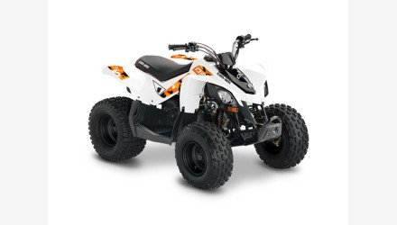 2021 Can-Am DS 90 for sale 201024385