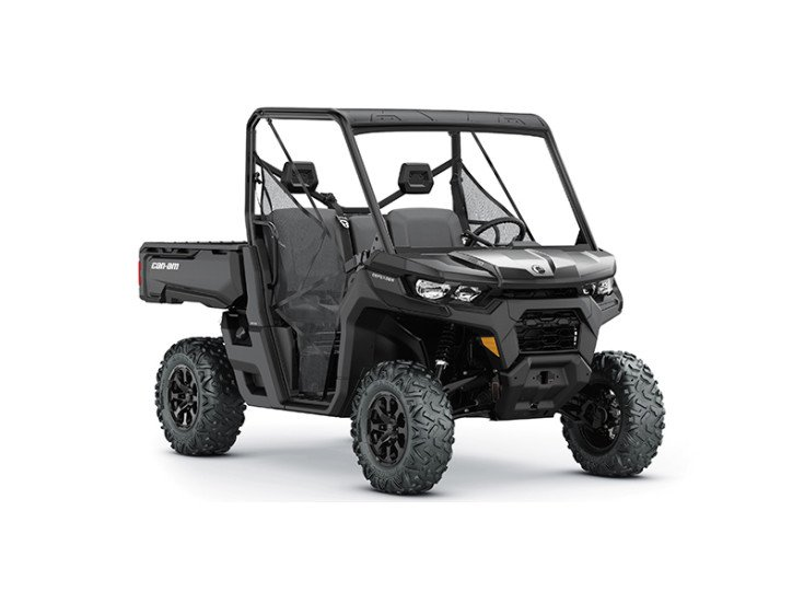 2021 Can-Am Defender DPS HD10 specifications