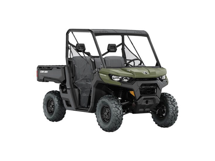 2021 Can-Am Defender HD8 specifications