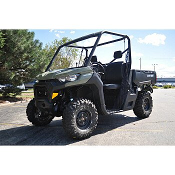2021 Can-Am Defender for sale 200841621