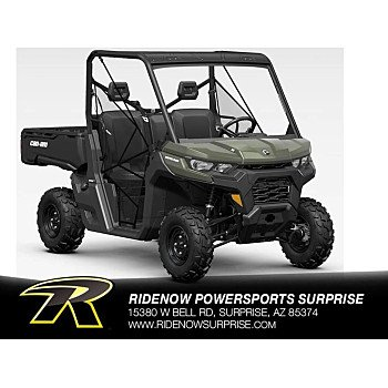 2021 Can-Am Defender for sale 200941215