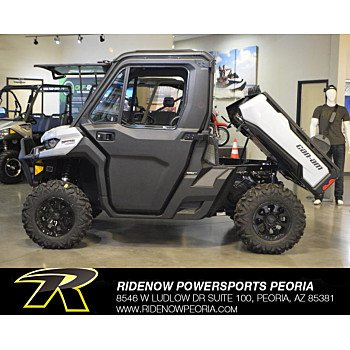 2021 Can-Am Defender Limited HD10 for sale 200954304