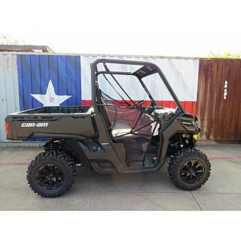 2021 Can-Am Defender DPS HD10 for sale 200954548