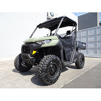 2021 Can-Am Defender DPS HD10 for sale 200975108