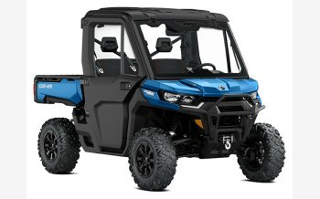 2021 Can-Am Defender Limited HD10 for sale 200987475
