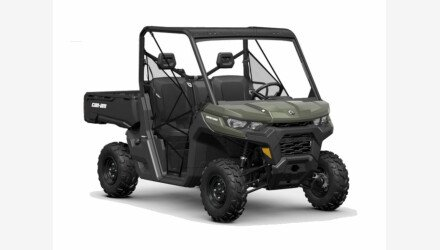 2021 Can-Am Defender DPS HD8 for sale 200995349