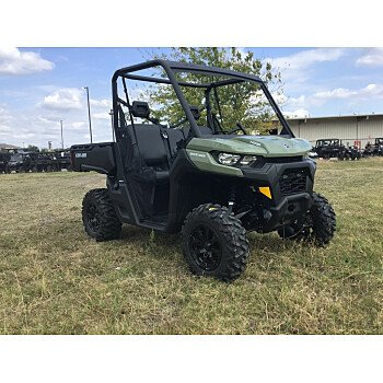 2021 Can-Am Defender DPS HD10 for sale 200996314