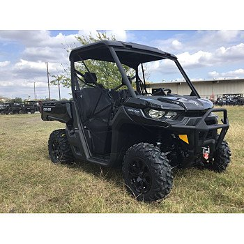 2021 Can-Am Defender XT HD8 for sale 201000074