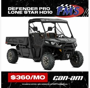 2021 Can-Am Defender for sale 201003036