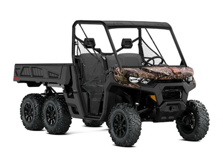 2021 Can-Am Defender for sale 201012457
