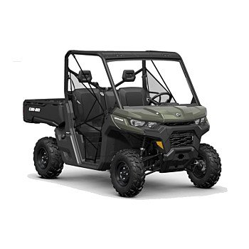2021 Can-Am Defender for sale 201012458