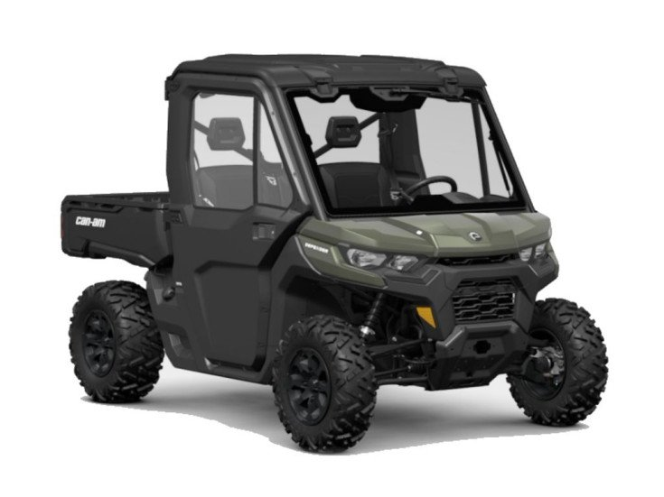 2021 Can-Am Defender for sale 201012480