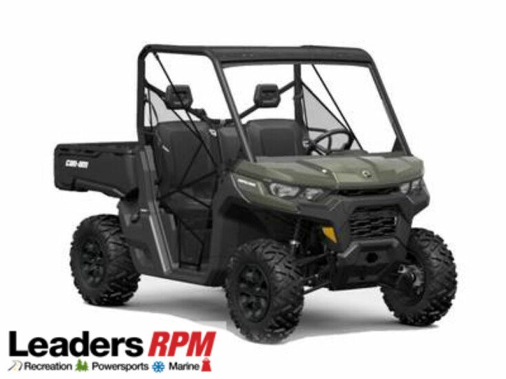 2021 Can-Am Defender for sale 201021113