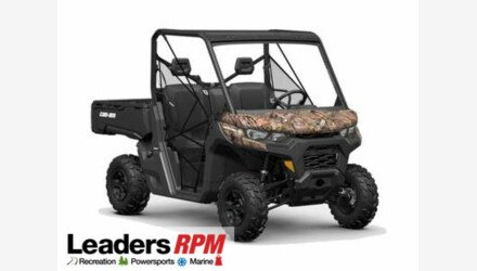 2021 Can-Am Defender for sale 201021114