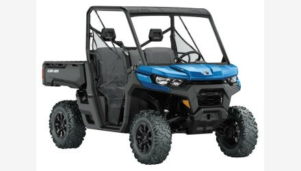 2021 Can-Am Defender DPS HD10 for sale 201036388