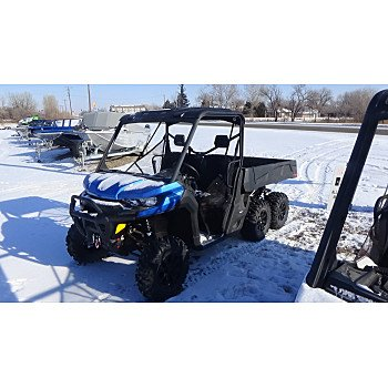 2021 Can-Am Defender for sale 201043017