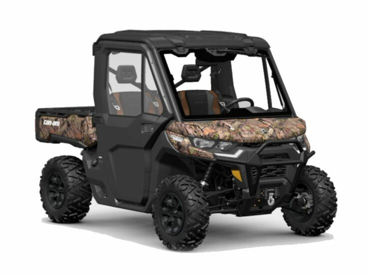 2021 Can-Am Defender Limited HD10 for sale 201075573