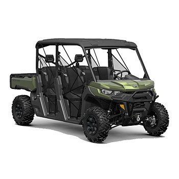 2021 Can-Am Defender Max XT HD10 for sale 201083626